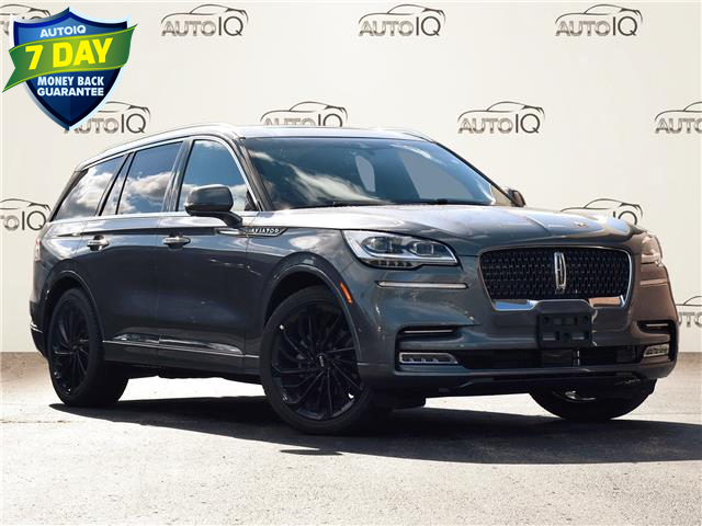 2022 Lincoln Aviator Reserve (Stk: AD168) in Waterloo - Image 1 of 30
