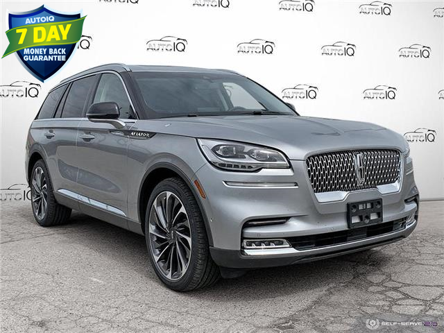 2021 Lincoln Aviator Reserve (Stk: S1310) in St. Thomas - Image 1 of 27