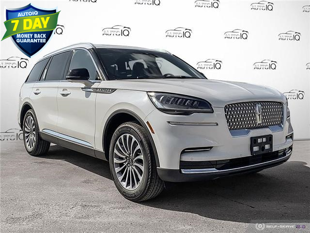 2022 Lincoln Aviator Reserve (Stk: S2006) in St. Thomas - Image 1 of 28
