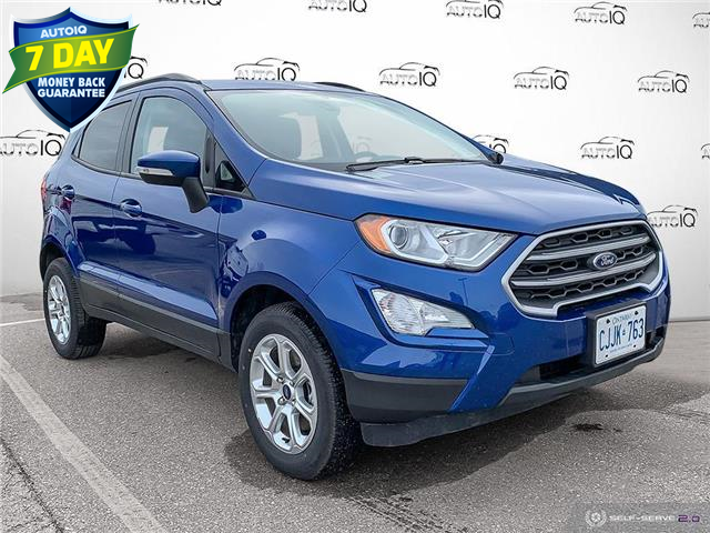2020 Ford EcoSport SE (Stk: S0101) in St. Thomas - Image 1 of 26
