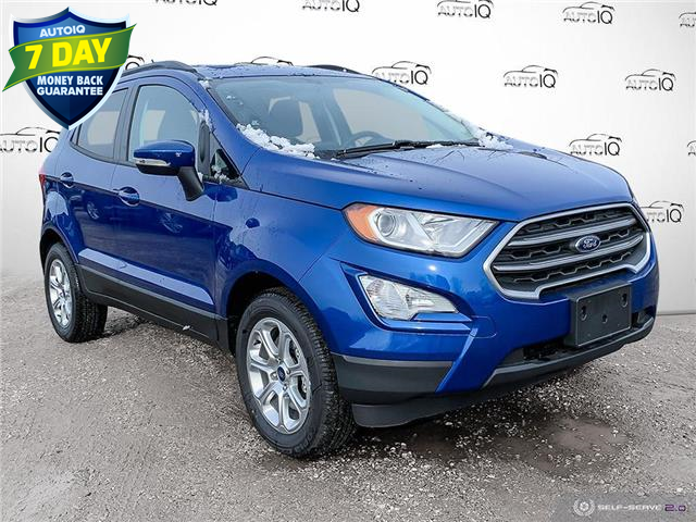 2020 Ford EcoSport SE (Stk: S0730) in St. Thomas - Image 1 of 26