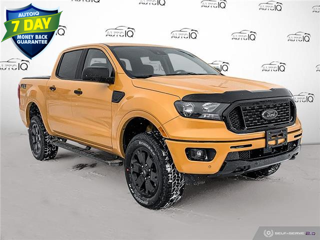 2021 Ford Ranger XLT (Stk: T1063) in St. Thomas - Image 1 of 25