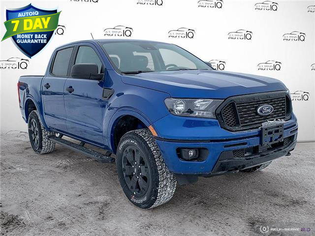 2020 Ford Ranger XLT (Stk: T0752) in St. Thomas - Image 1 of 25