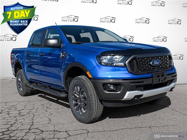 2021 Ford Ranger XLT (Stk: T1207) in St. Thomas - Image 1 of 25