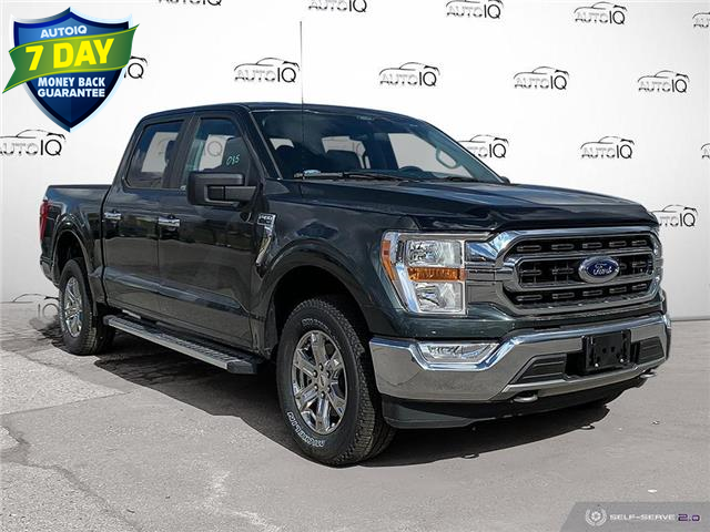 2021 Ford F-150 XLT (Stk: T1267) in St. Thomas - Image 1 of 25