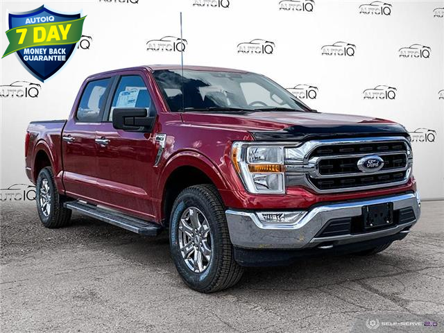 2021 Ford F-150 XLT (Stk: T1257) in St. Thomas - Image 1 of 25