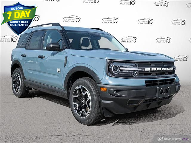 2021 Ford Bronco Sport Big Bend (Stk: S1492) in St. Thomas - Image 1 of 25