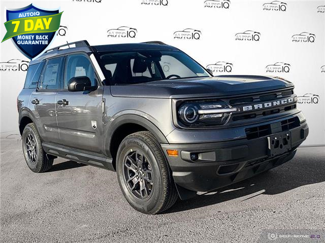 2021 Ford Bronco Sport Big Bend (Stk: S1530) in St. Thomas - Image 1 of 26
