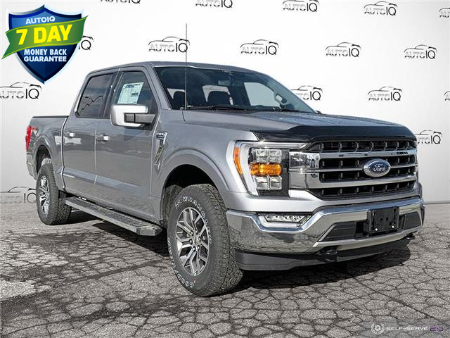 2021 Ford F-150 Lariat (Stk: T1558) in St. Thomas - Image 1 of 25