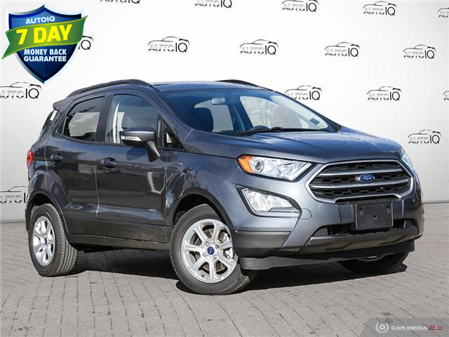 2020 Ford EcoSport SE (Stk: U0918) in Barrie - Image 1 of 27