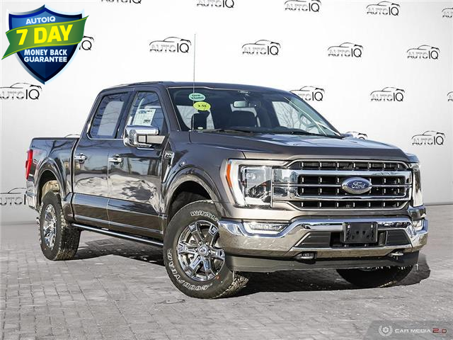 2021 Ford F-150 Lariat (Stk: W0011) in Barrie - Image 1 of 26