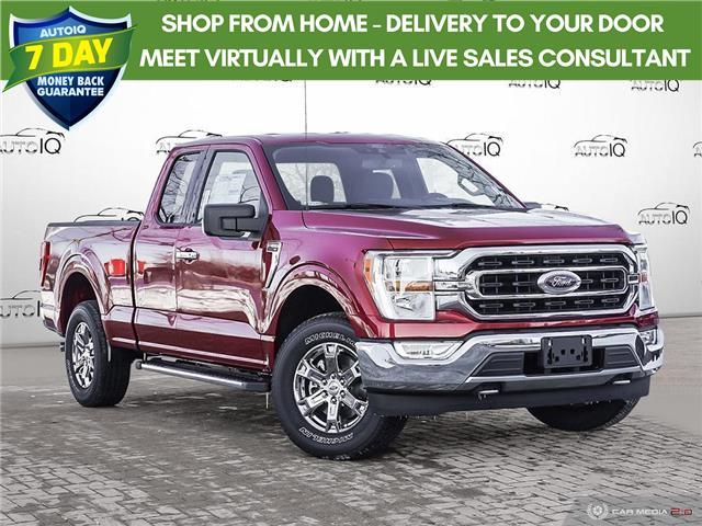 2021 Ford F-150 XLT (Stk: W0035) in Barrie - Image 1 of 27