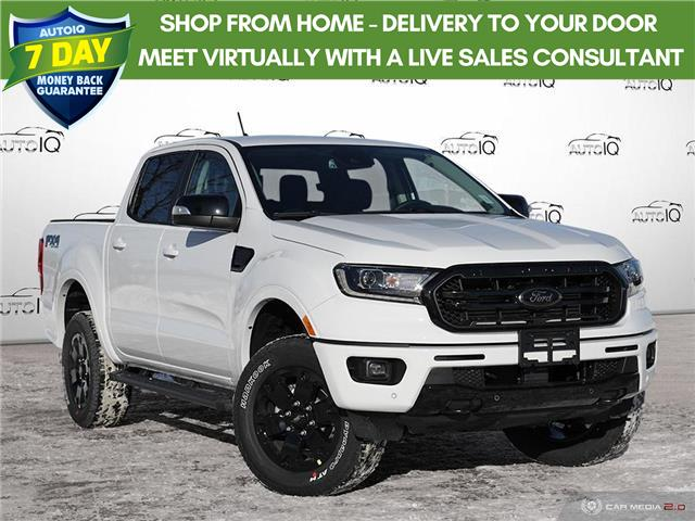2021 Ford Ranger Lariat (Stk: W0074) in Barrie - Image 1 of 27