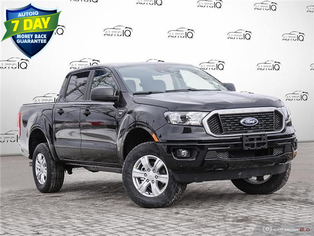 2021 Ford Ranger XLT (Stk: W0342) in Barrie - Image 1 of 25