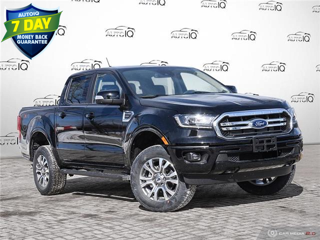 2021 Ford Ranger Lariat (Stk: W0185) in Barrie - Image 1 of 27