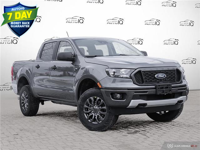 2021 Ford Ranger XLT (Stk: W0186) in Barrie - Image 1 of 25