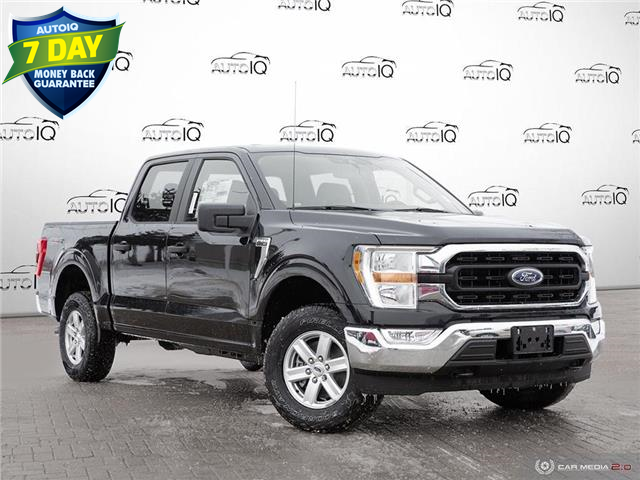 2021 Ford F-150 XLT (Stk: W0284) in Barrie - Image 1 of 26