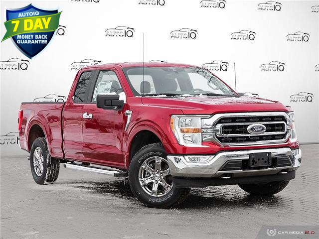 2021 Ford F-150 XLT (Stk: W0086) in Barrie - Image 1 of 26