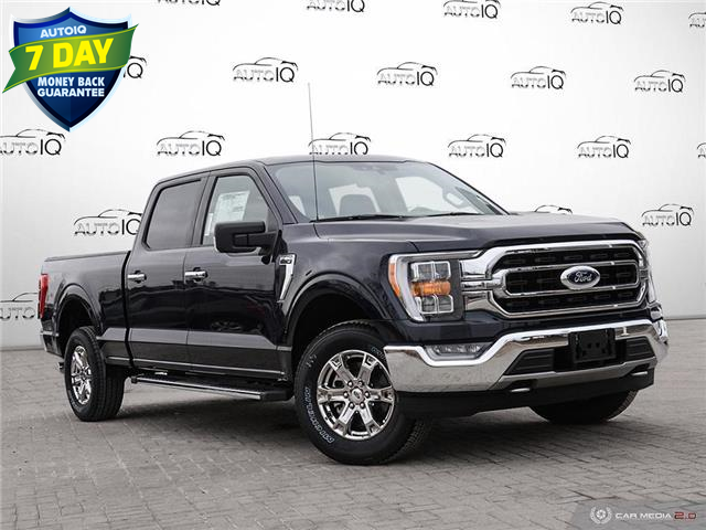 2021 Ford F-150 XLT (Stk: W0505) in Barrie - Image 1 of 27