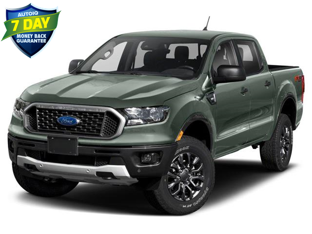 2021 Ford Ranger XLT (Stk: W0317) in Barrie - Image 1 of 9