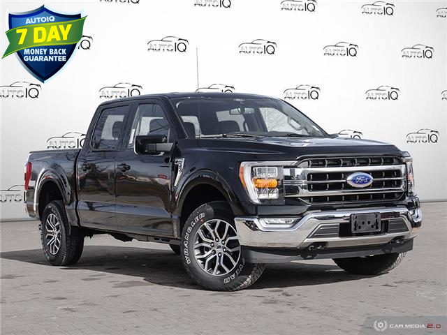 2021 Ford F-150 Lariat (Stk: W0391) in Barrie - Image 1 of 27