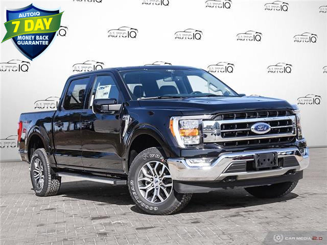 2021 Ford F-150 Lariat (Stk: W0392) in Barrie - Image 1 of 27