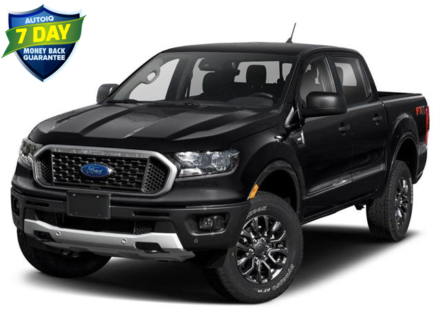 2021 Ford Ranger XLT (Stk: W0277) in Barrie - Image 1 of 9