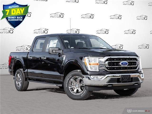 2021 Ford F-150 XLT (Stk: W0370) in Barrie - Image 1 of 24
