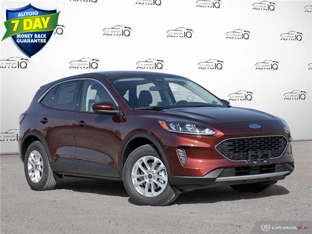 2021 Ford Escape SE (Stk: W0155) in Barrie - Image 1 of 27