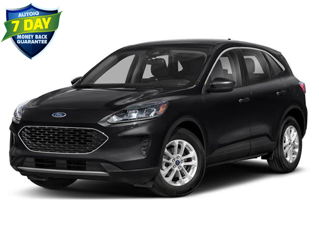 2021 Ford Escape SE Black