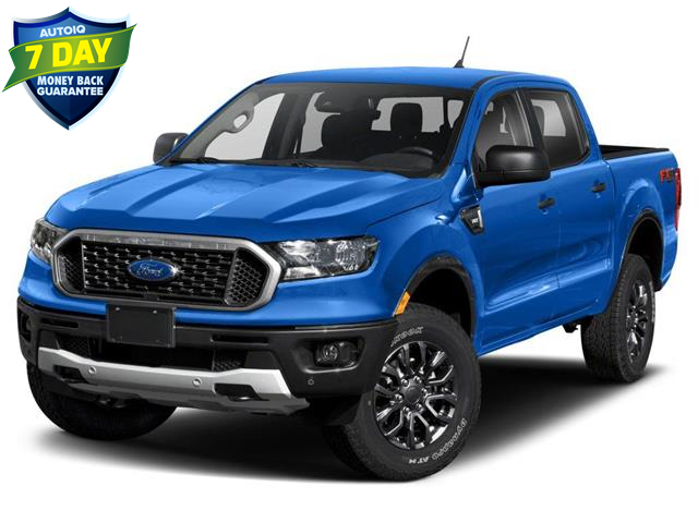 2021 Ford Ranger XLT (Stk: W0406) in Barrie - Image 1 of 9