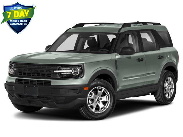 2021 Ford Bronco Sport Big Bend (Stk: W0441) in Barrie - Image 1 of 9