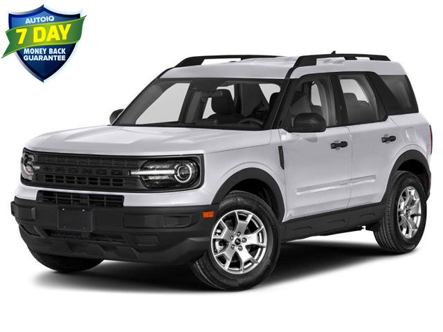 2021 Ford Bronco Sport Big Bend Silver