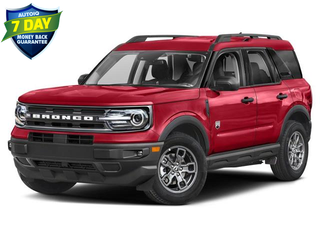 2021 Ford Bronco Sport Big Bend (Stk: W0583) in Barrie - Image 1 of 9