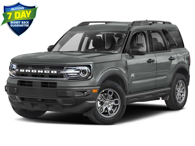 2021 Ford Bronco Sport Big Bend (Stk: W0585) in Barrie - Image 1 of 9