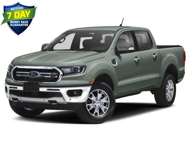 2021 Ford Ranger Lariat (Stk: W0640) in Barrie - Image 1 of 9