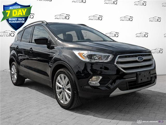 2019 Ford Escape SEL (Stk: T0760) in Barrie - Image 1 of 25
