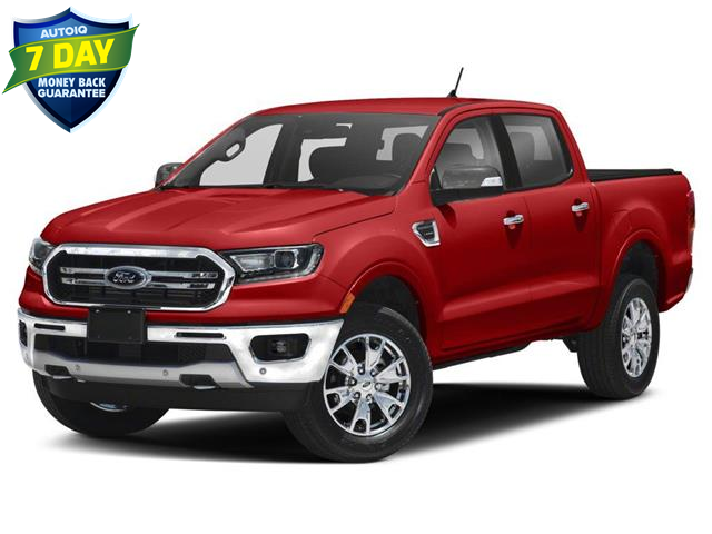 2021 Ford Ranger Lariat (Stk: W0682) in Barrie - Image 1 of 9
