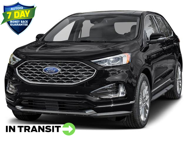 2021 Ford Edge Titanium (Stk: W0091) in Barrie - Image 1 of 1