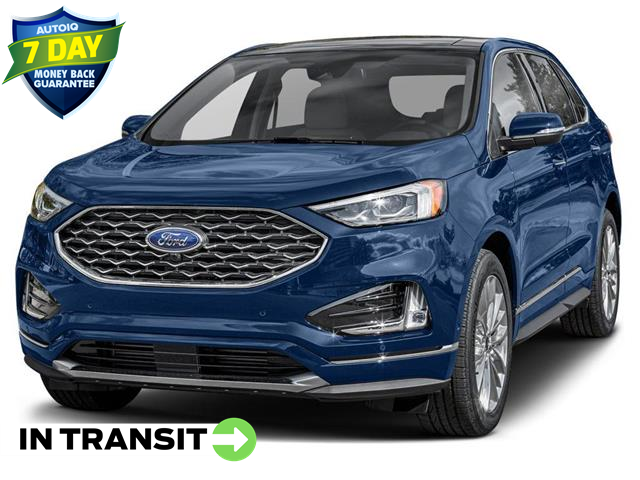 2021 Ford Edge Titanium (Stk: W0095) in Barrie - Image 1 of 1