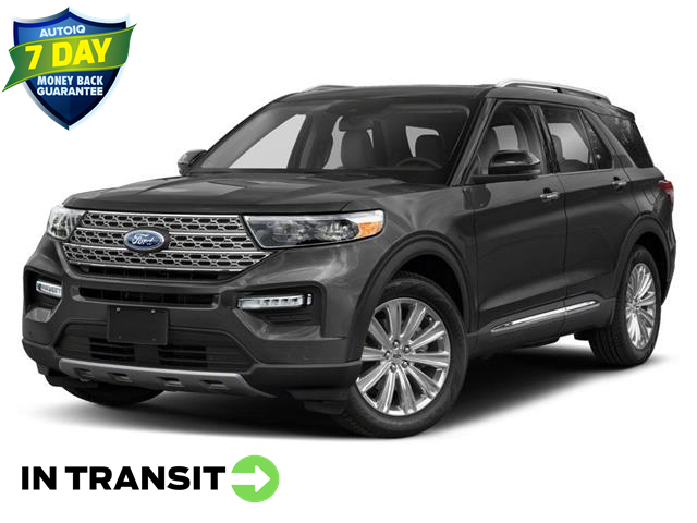 2021 Ford Explorer XLT (Stk: W0200) in Barrie - Image 1 of 9