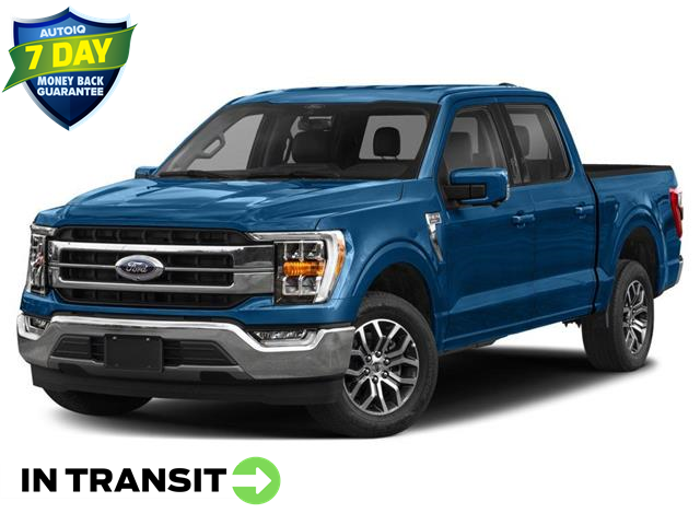 2021 Ford F-150 Lariat (Stk: W0378) in Barrie - Image 1 of 9