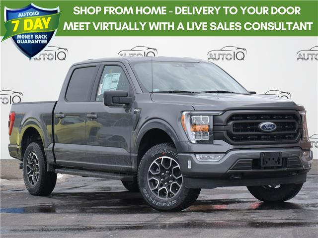 2021 Ford F-150 XLT (Stk: FC322) in Waterloo - Image 1 of 18