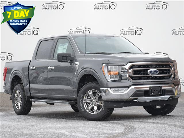 2021 Ford F-150 XLT (Stk: FC352) in Waterloo - Image 1 of 19