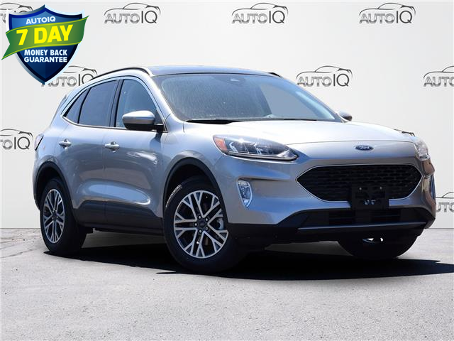 2021 Ford Escape SEL (Stk: ZC637) in Waterloo - Image 1 of 19