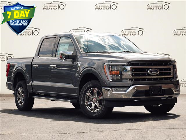 2021 Ford F-150 Lariat (Stk: FC724) in Waterloo - Image 1 of 29