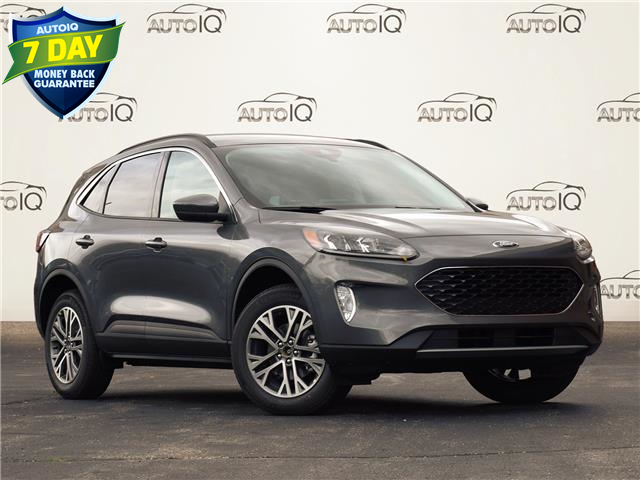 2021 Ford Escape SEL (Stk: ZD134) in Waterloo - Image 1 of 29