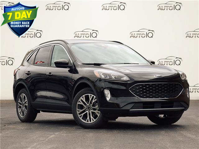 2021 Ford Escape SEL (Stk: ZD120) in Waterloo - Image 1 of 30
