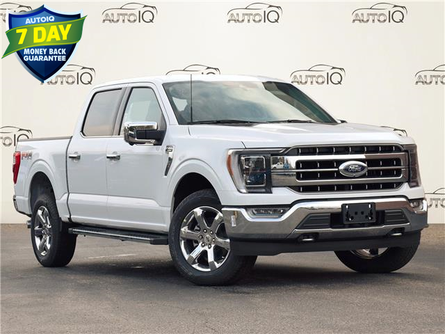 2021 Ford F-150 Lariat (Stk: FD131) in Waterloo - Image 1 of 29