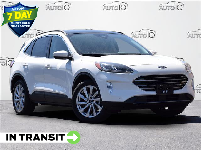 2021 Ford Escape Titanium Hybrid (Stk: ZC510) in Waterloo - Image 1 of 19